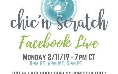 Facebook Live – Feb 11th
