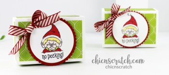 Elfie Christmas Box