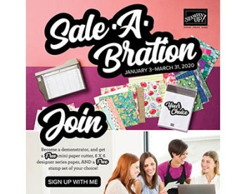Join Stampin' Up! for $99