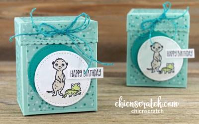 Scallop Top Gift Box