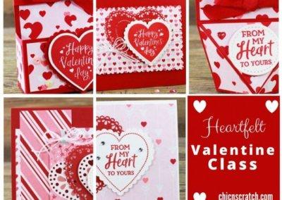 Heartfelt Valentine Class