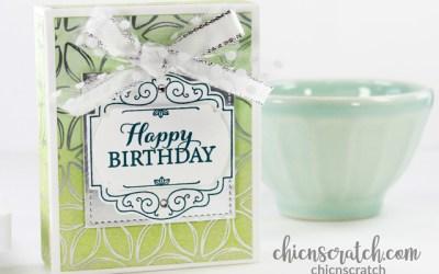 Layered with Kindness Birthday Box