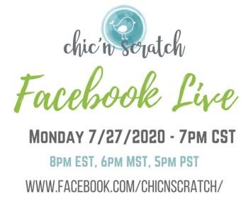 Facebook Live This Week