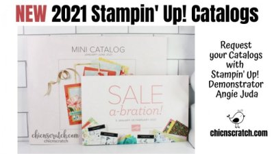 How to get the New Stampin' Up! Catalogs