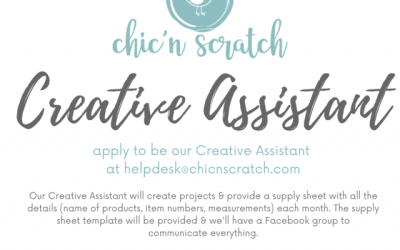 Creative Assistant