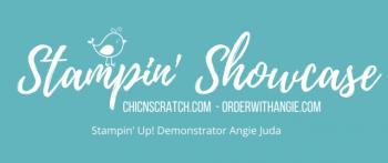 Stampin Showcase