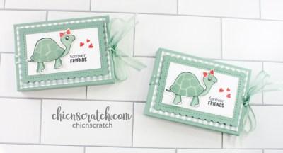 Turtle Friends Treat Box