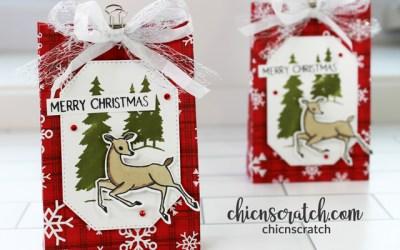 Peaceful Deer Gift Bag