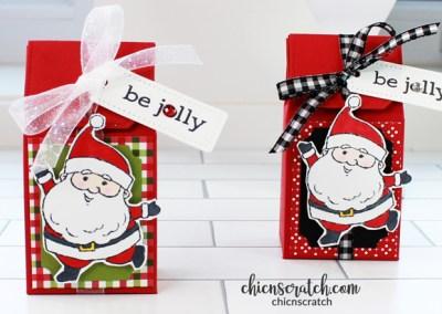 Be Jolly Treat Box