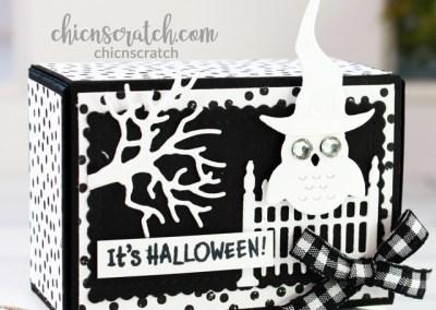 12 Weeks of Halloween 2021 Week 7