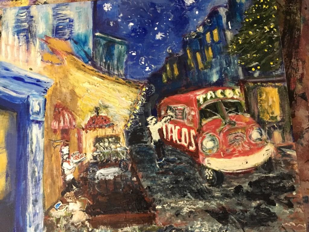 Judy Kane, To Gogh, 2019