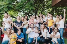 """Projeto """"Iniciativa Kids, conectando famílias"""""""