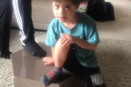 Artrite Juvenil: o tratamento do Chico