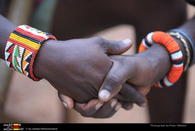 Personality, Maasai Mara