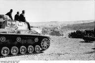 Nordafrika, Panzer III