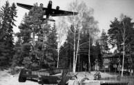 Norwegen, abgeschossene Me 110
