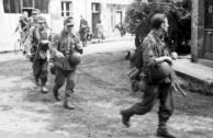 Frankreich, nach der Invasion, Infanteristen