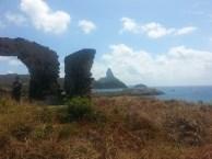 Ruínas do Forte de Santos Antônio