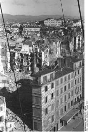 Marseille, Zerstörung des alten Hafenviertels