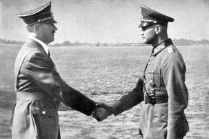 Hitler se encontra com o General de Infantaria Blaskowitz