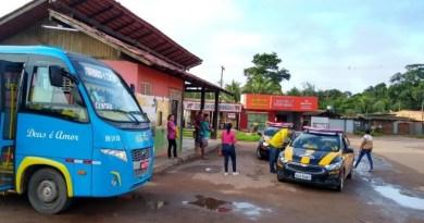 Suspensa paralisação total dos ônibus marcada para 5 de abril