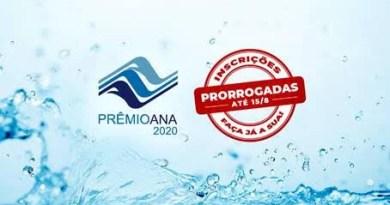 15 de agosto termina o prazo para se inscrever no Prêmio ANA 2020