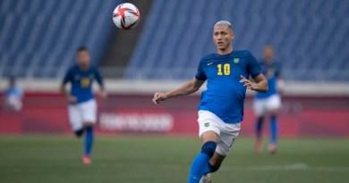 Brasil permanece na vice-liderança do ranking de seleções da Fifa