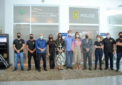 Governo entrega Delegacia de Crimes Cibernéticos e Atendimento ao Turista