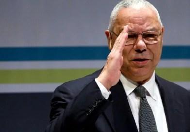 Morre, aos 84 anos, o general Colin Powell, vítima de Covid-19