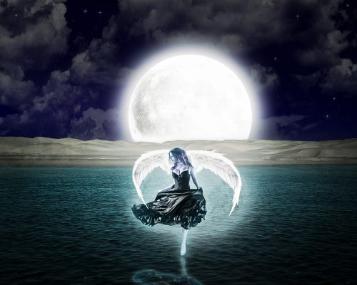 Significado carta de la luna tarot