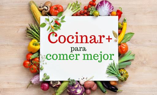 cocinar para comer mejor