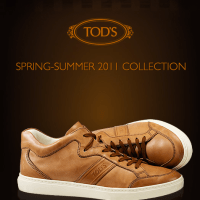 TODS Spring Summer 2011 Mens Shoes Collection