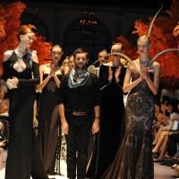 Women's Fashion Week. Haute Couture Week: Alexis Mabille