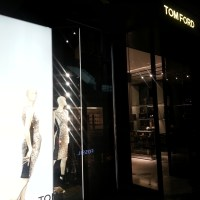 Singapore's first Tom Ford boutique opens at Marina Bay Sands
