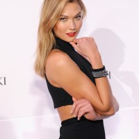 SWAROVSKI CELEBRATES ITS BRILLIANT NEW BRAND AMBASSADOR KARLIE KLOSS IN NEW YORK