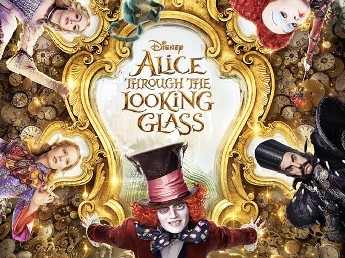 Image result for alice through the looking glass