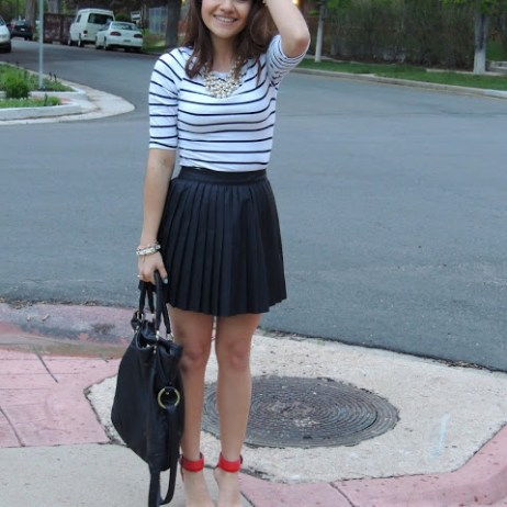 A SIMPLE NAUTICAL LOOK…