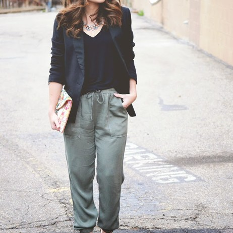 LOOSE LINES – CHIC STYLE LINK UP