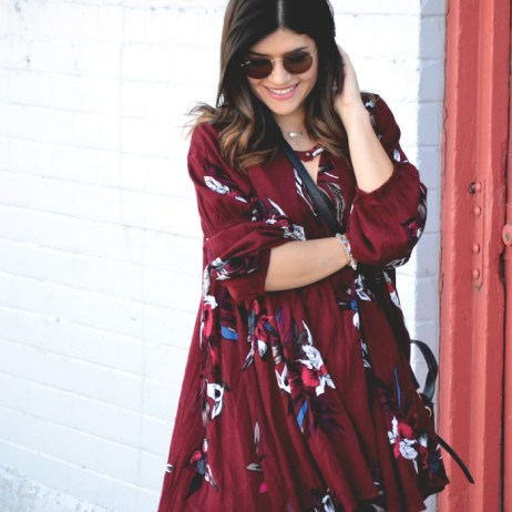 FLORAL TUNIC – CHIC STYLE LINK-UP