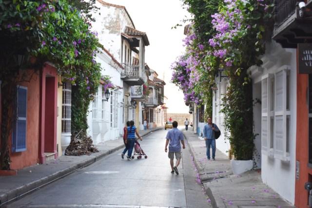 Ciudad Amurallada, Cartagena Colombia