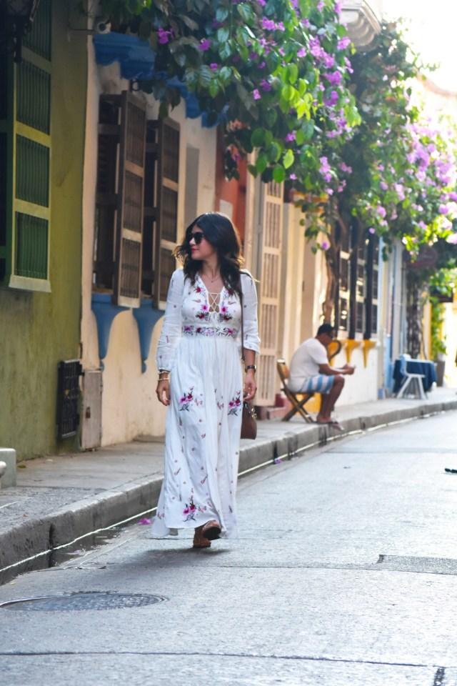 Ciudad amurallada-Cartagena