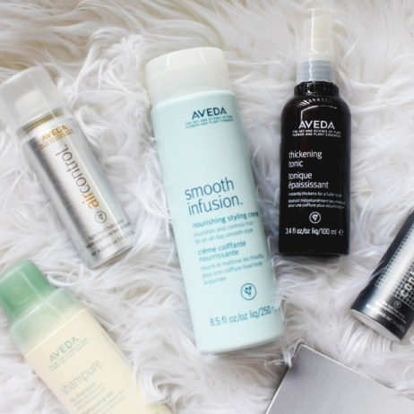 HAIR CARE WITH AVEDA