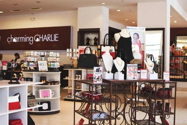 Charming Charlie at Southlands Shopping Center in Aurora, Colorado