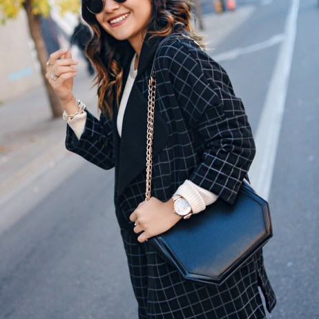 STYLING OVERSIZED COATS