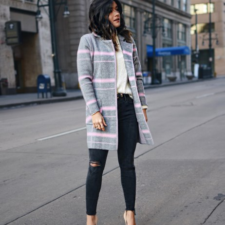 WHAT TO WEAR ON A NOT SO COLD WINTER DAY
