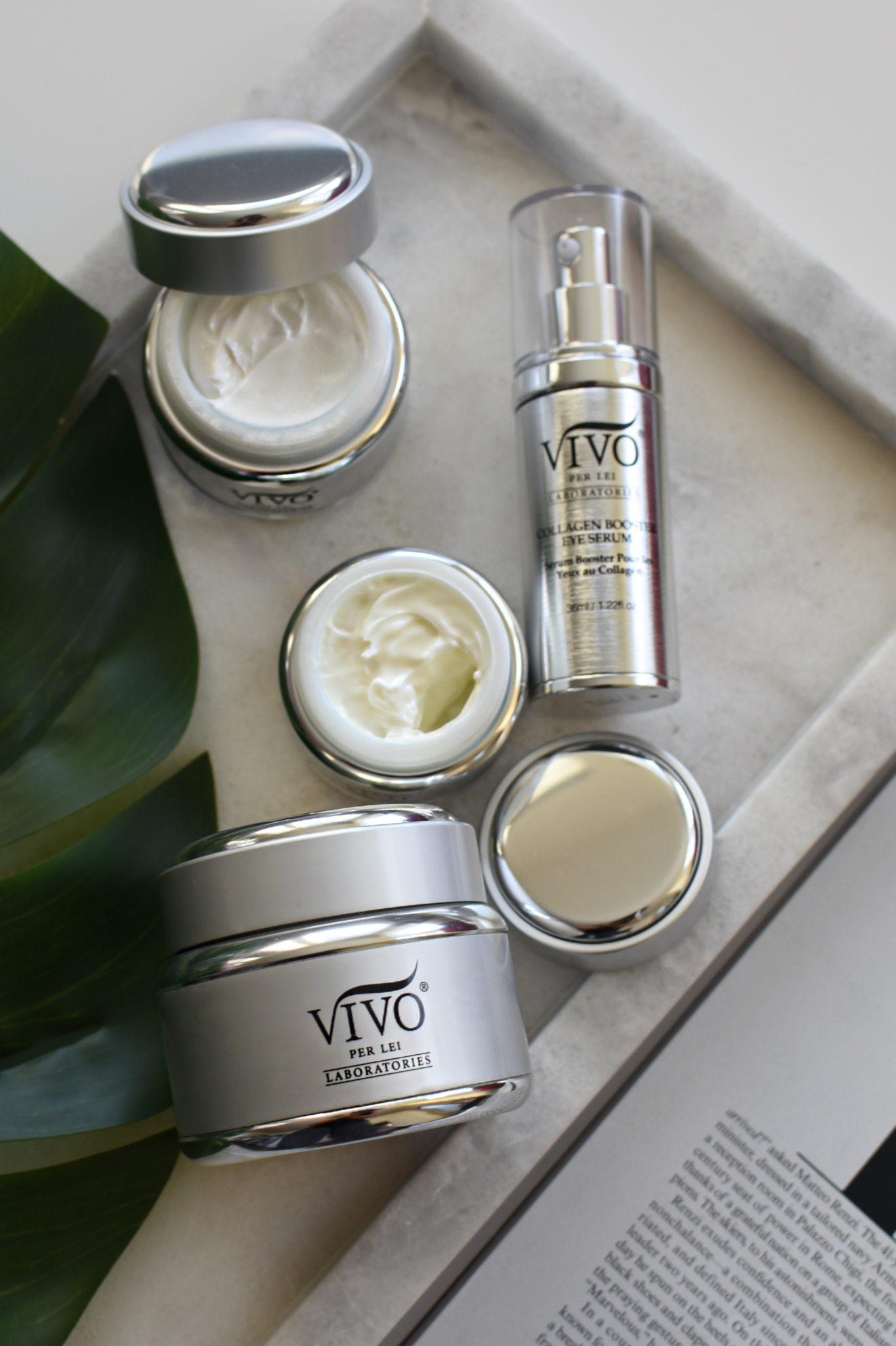 Vivo Per Lei collagen treatment