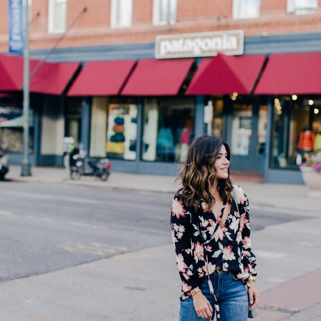 FAVORITE FLORAL TOPS FROM THE NORDSTROM ANNIVERSARY SALE