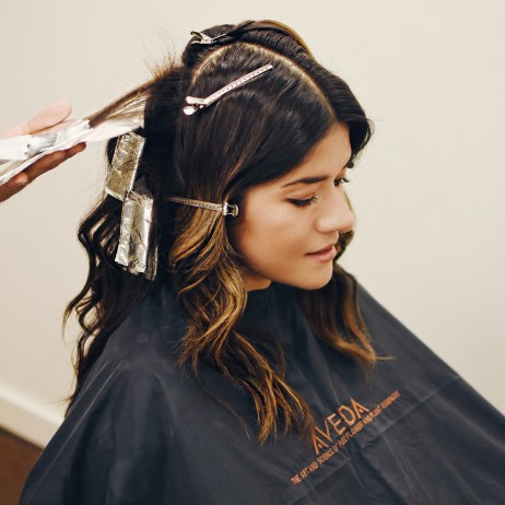 SUMMER HAIR MAKEOVER WITH VIDA SALON IN DENVER