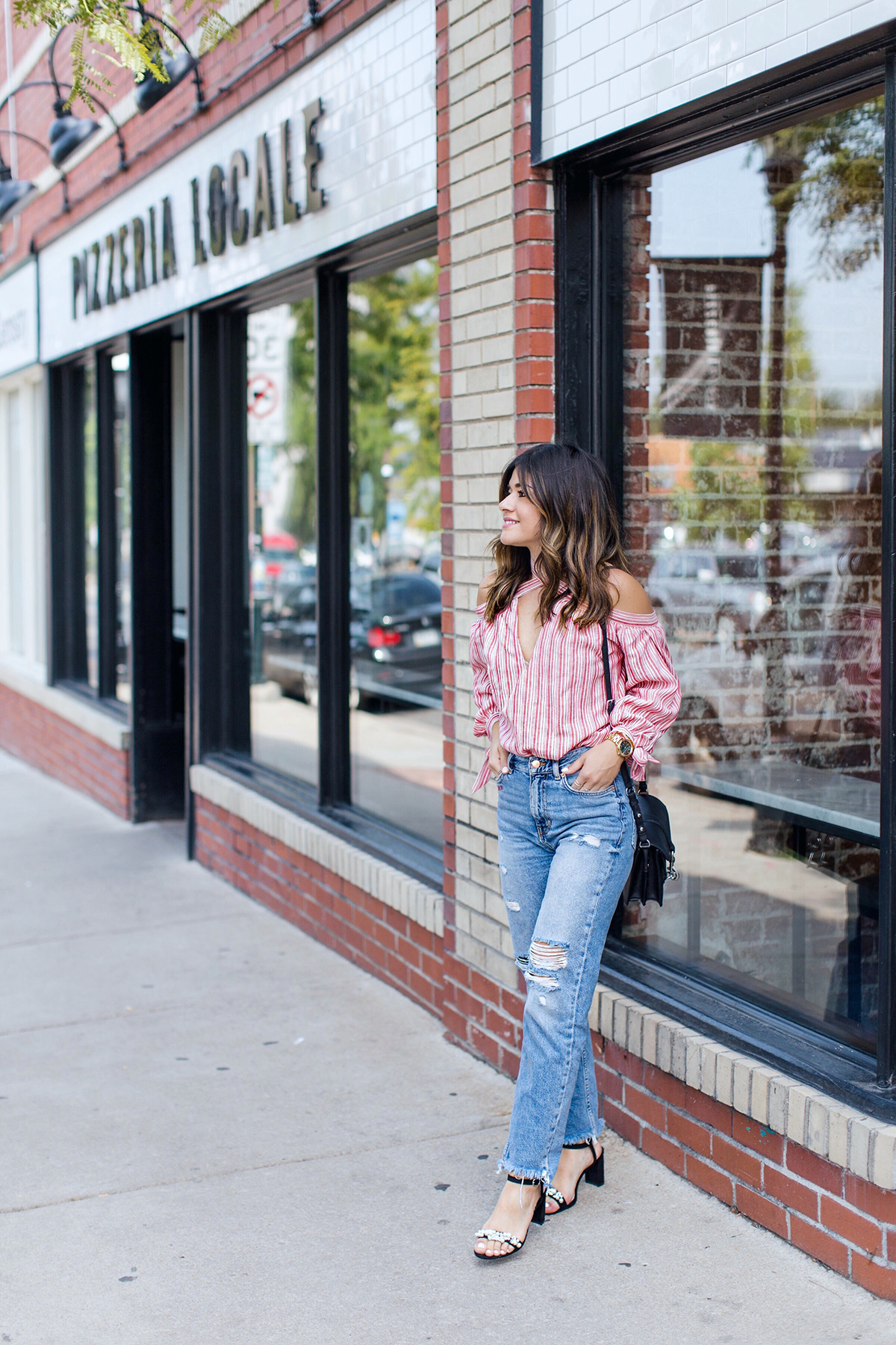 BEST BOYFRIEND JEANS I HAVE RIGHT NOW + A NORDSTROM GIFT CARD GIVEAWAY