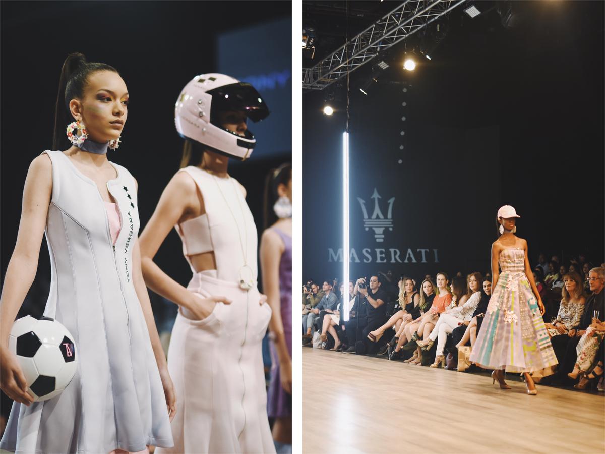Fashion Week Panama, Tony Vergara fashion show 2017